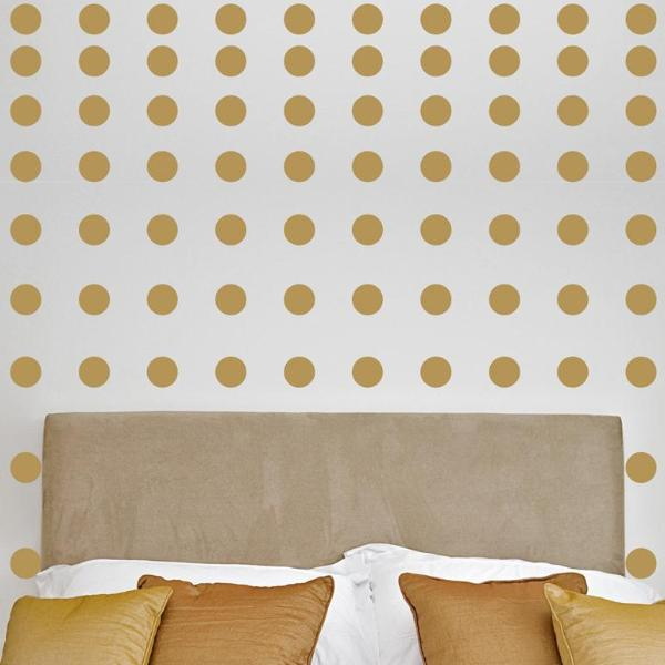 Dot Pattern Wall Decal
