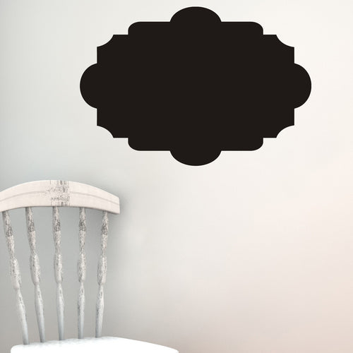 Vintage Chalkboard Wall Stickers