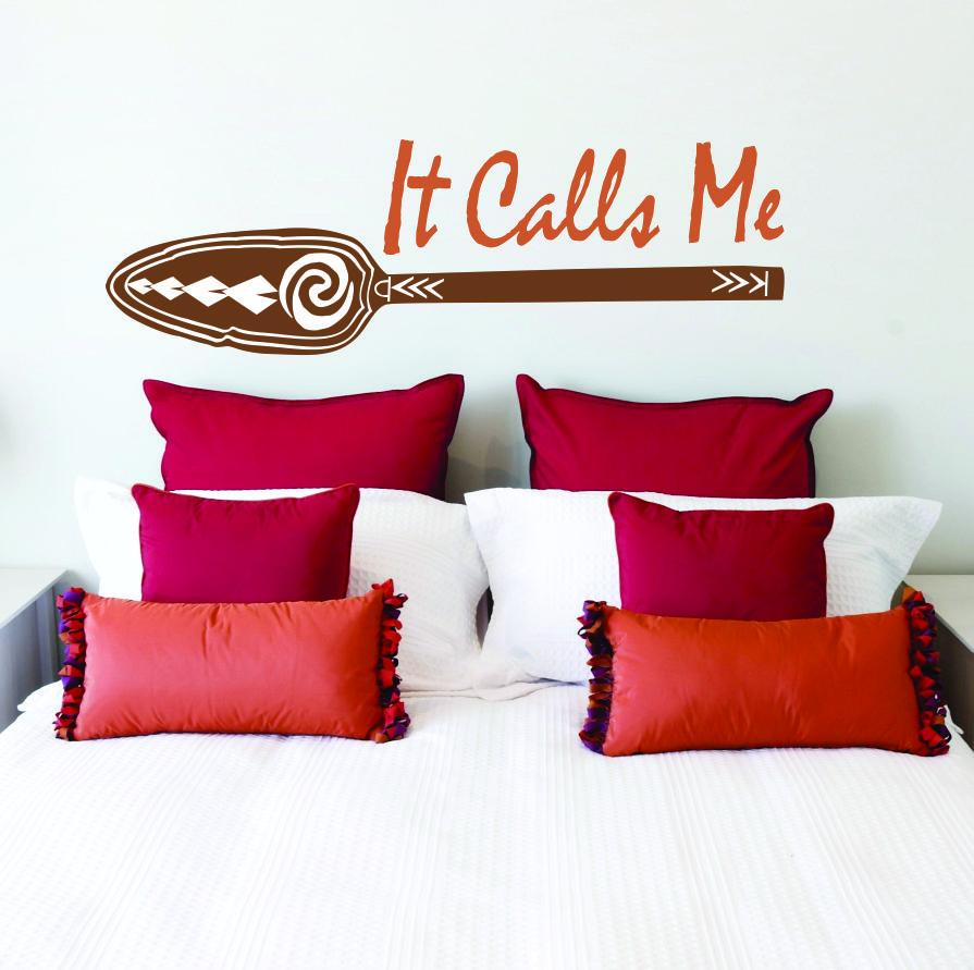 Moana It Calls Me Kids Wall Decal