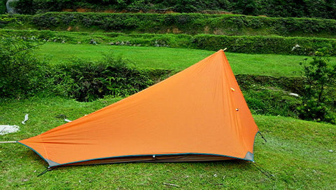 Ultralight Double Layer 1-2 Person Waterproof Tent Bivvy