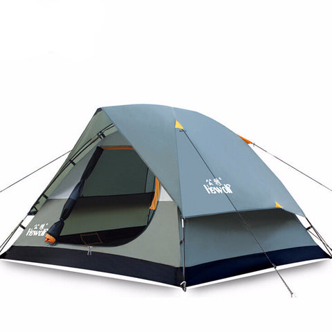 Waterproof Double Layer Three Season 3-4 person Tent