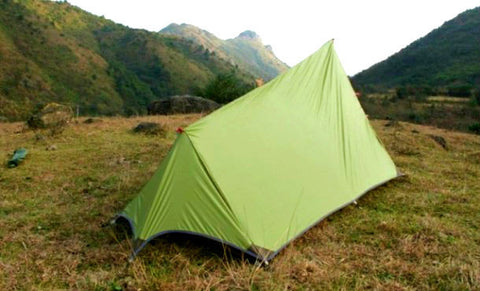 Three Season 1 to 2 Person Ultralight Tent