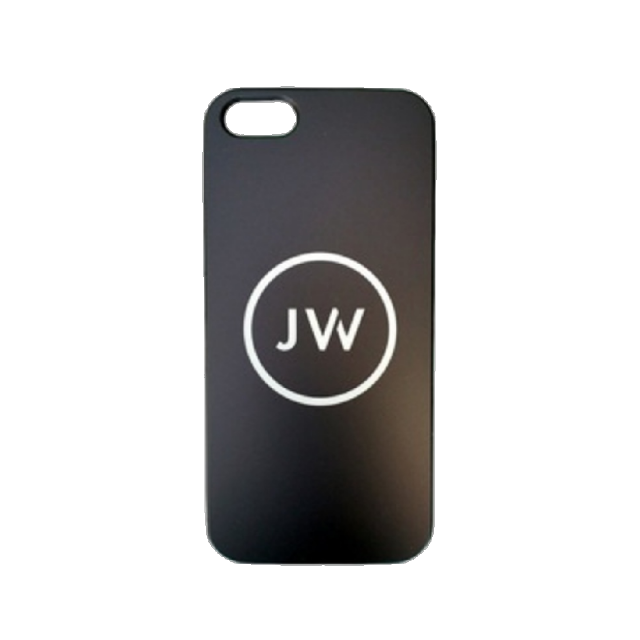 Black iPhone 5 Cover