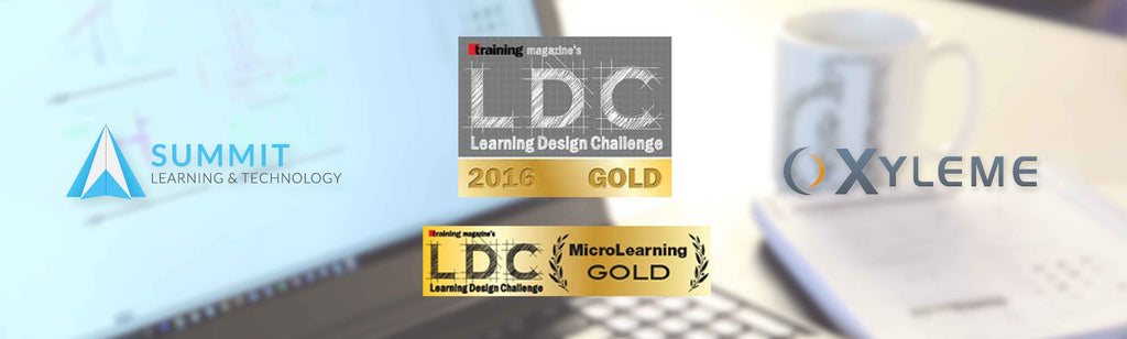 Summit Learning & Technology and Xyleme, Inc. Take Home the Gold in Embedded Micro-Learning