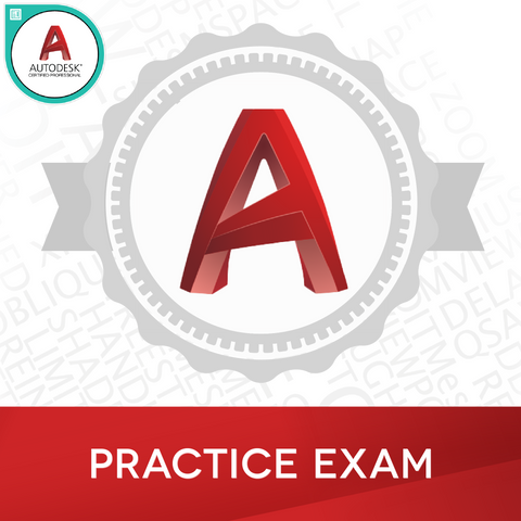 AutoCAD Certified Professional - Practice Exam