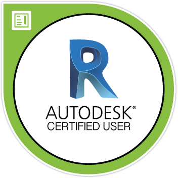 ACU Badge Sticker - Revit