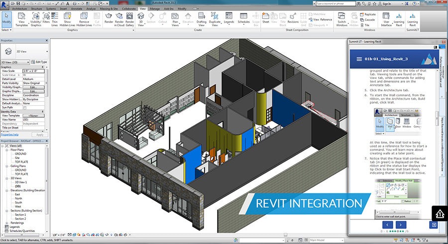 Revit Structure Professional Certification Prep – Summit L&T, LLC