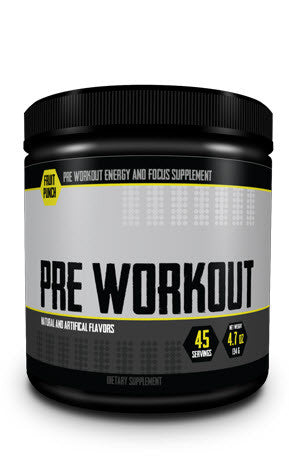 Pre-Workout Protein Powder