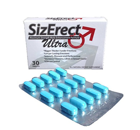 SizErect Male Enhancement Pills
