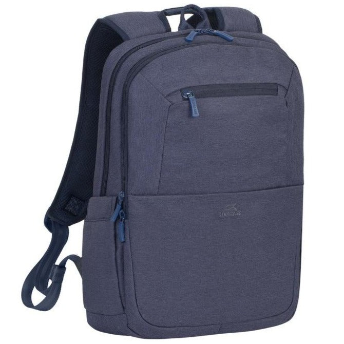 RivaCase 7760 Blue Laptop backpack 15.6