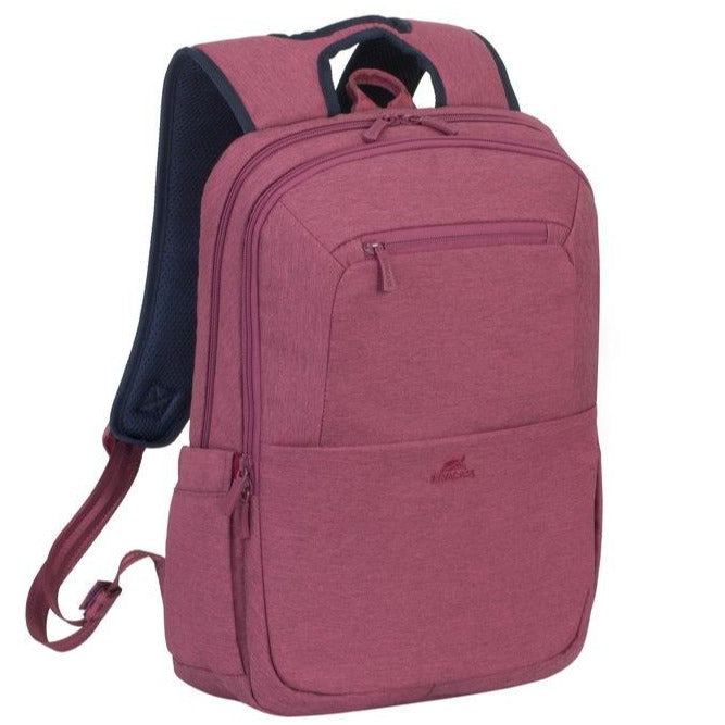 RivaCase 7760 Red Laptop backpack 15.6