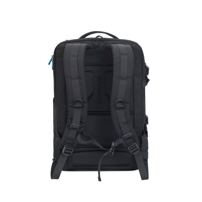 RivaCase 7860 black Gaming backpack 17.3