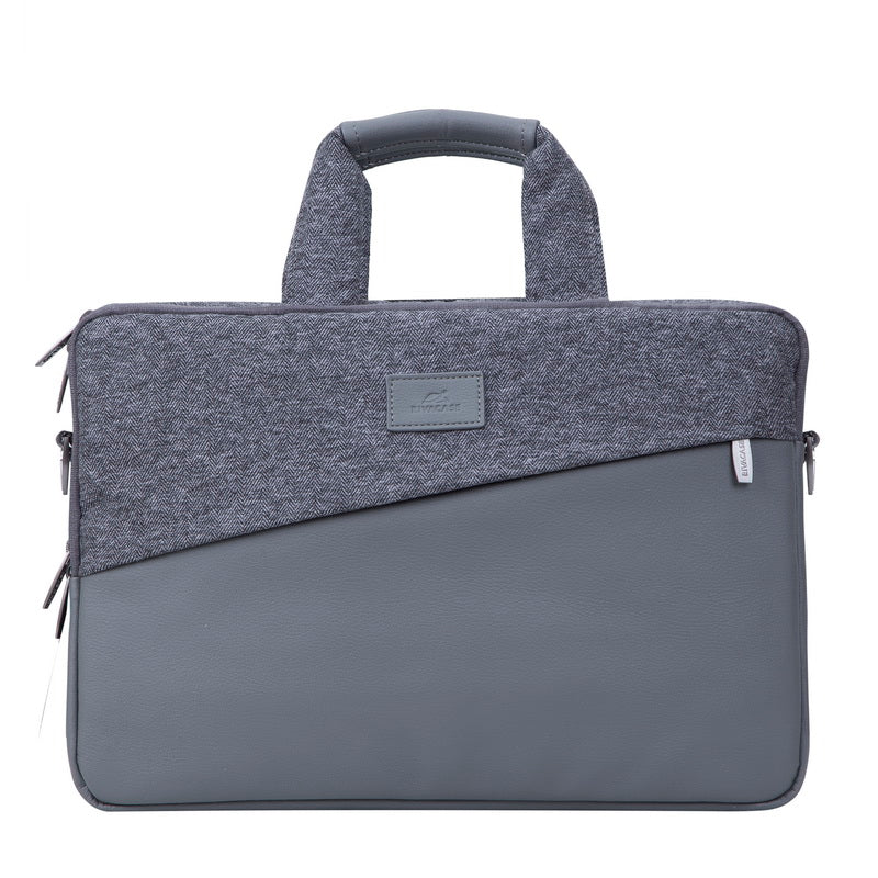 RivaCase 7930 grey MacBook Pro and Ultrabook bag 15.6