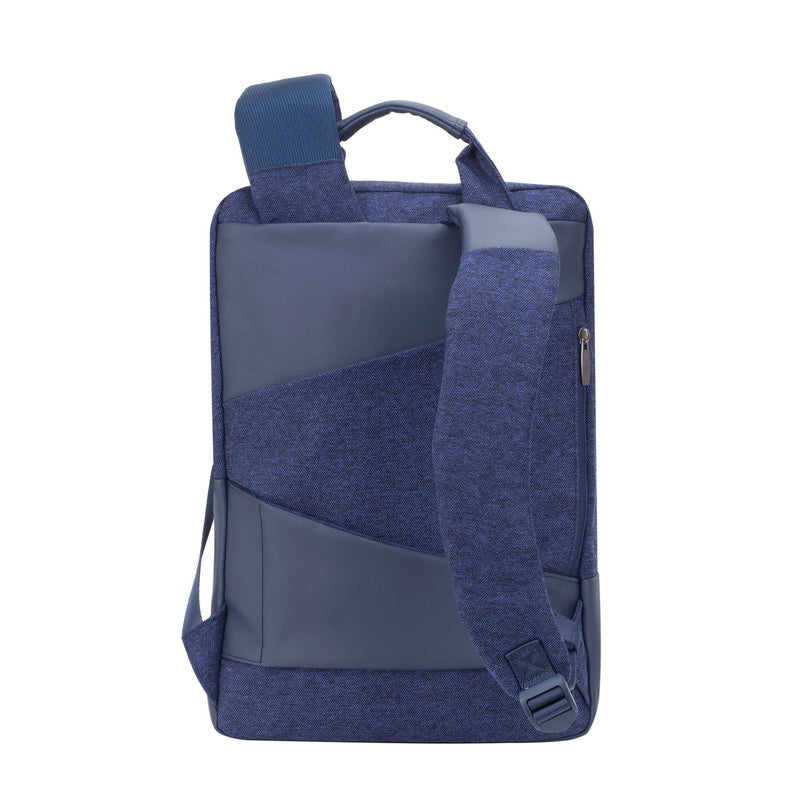 RivaCase 7960 Blue MacBook Pro and Ultrabook backpack 15.6