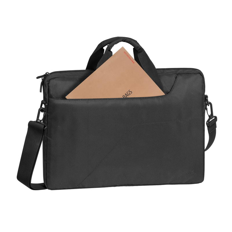 RivaCase 8035 black Laptop shoulder bag 15.6