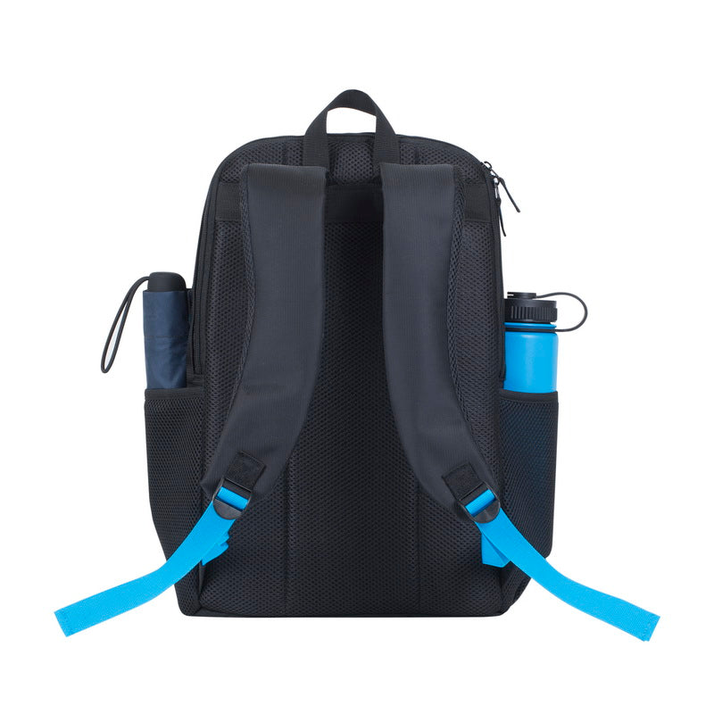 RivaCase 8067 black Full size Laptop backpack 15.6