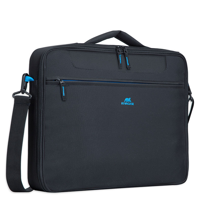 RivaCase 8087 black Clamshell Laptop bag 16