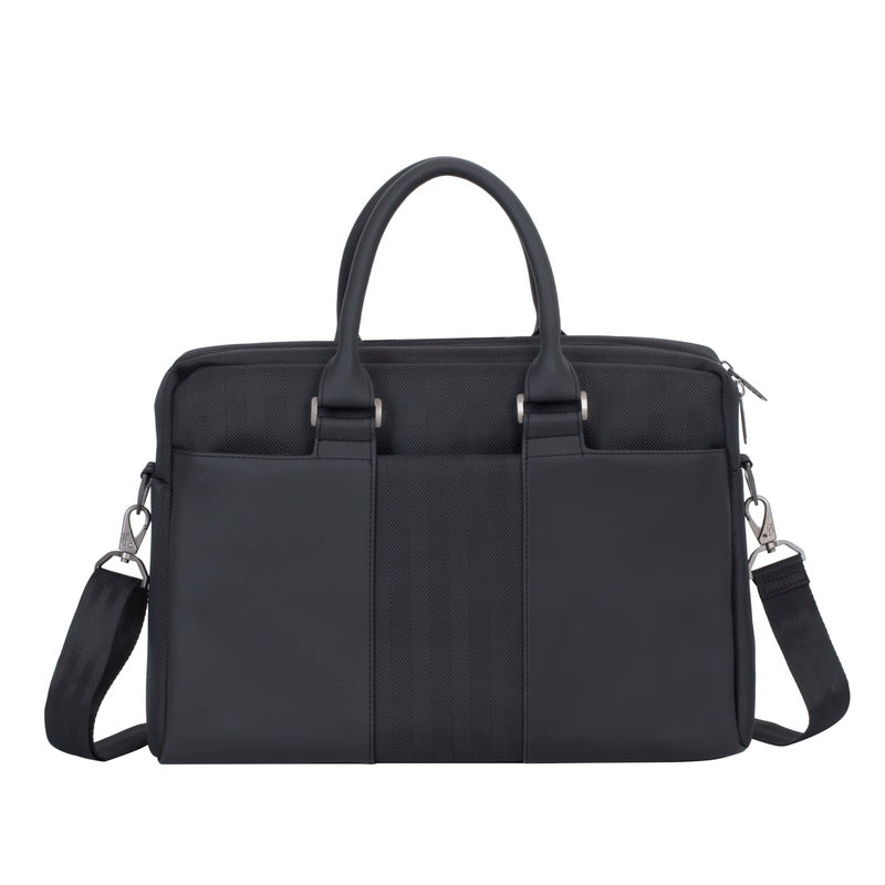RivaCase 8121 black Laptop business Lady's bag 14