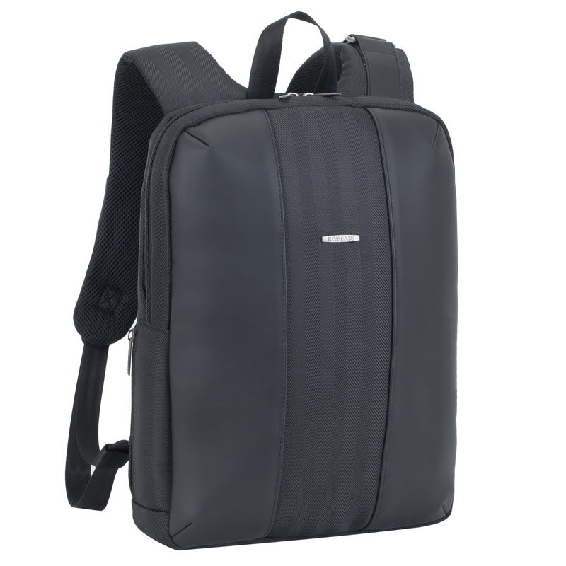 RivaCase 8125 black Laptop business backpack 14