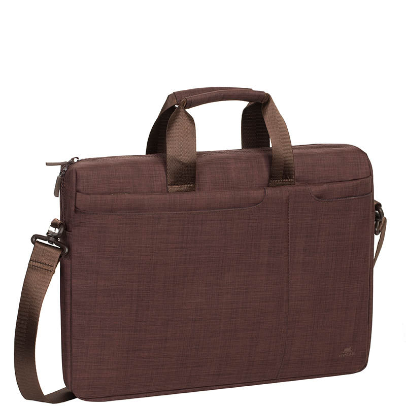 RivaCase 8335 brown Laptop bag 15.6