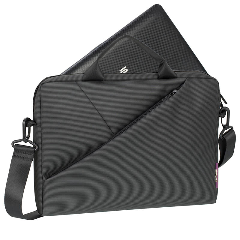 RivaCase 8720 grey Laptop bag 13.3