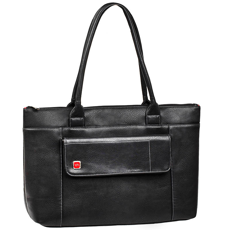 "RivaCase 8991 Lady's Laptop Bag 15.6"" Black Large"