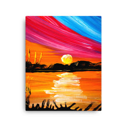 Canvas Print | Artwork by Chris