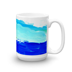 Mug, artwork by Richard