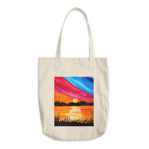 Cotton Tote Bag | Chris