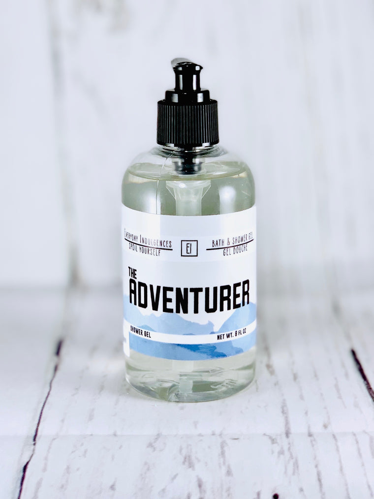 The Adventurer - Hand & Body Wash
