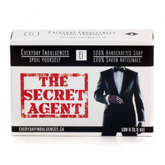 The Secret Agent-Soap-Everyday Indulgences