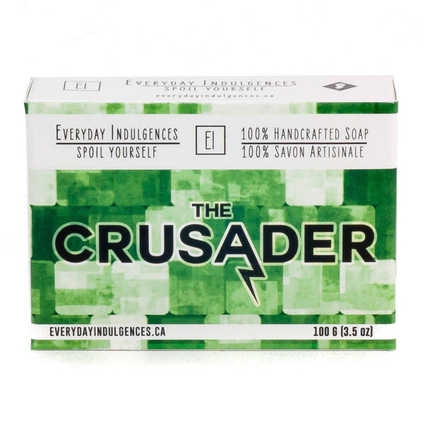 The Crusader-Soap-Everyday Indulgences