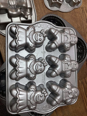Nordic Ware Gingerbread Mold