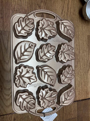 Nordic Ware Leaves Mold