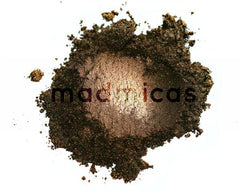 Mad Mica - Tall Dark & Handsome Brown - 3 oz