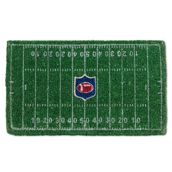 Football Field Doormat