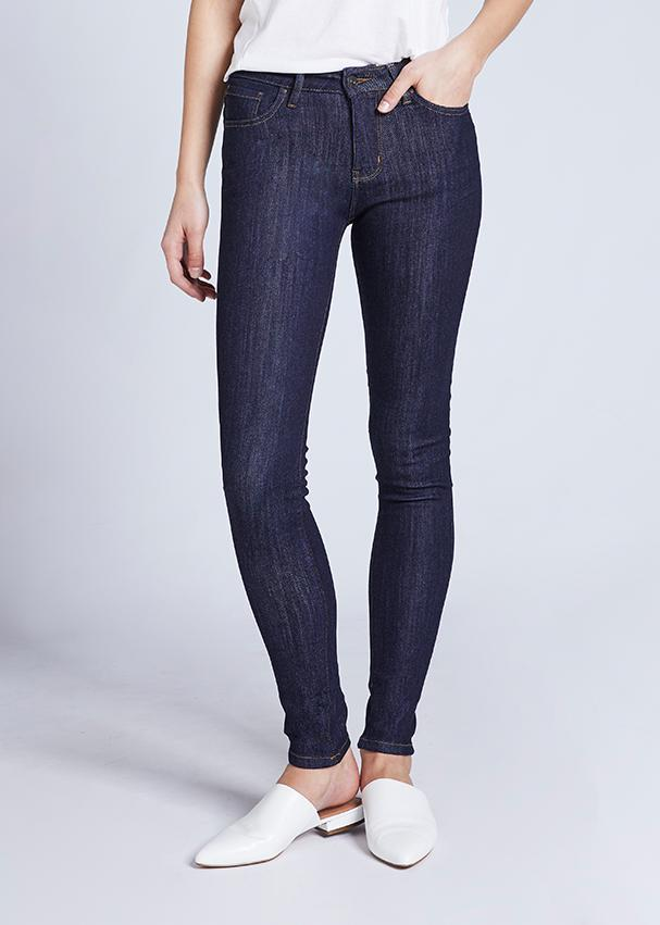 Dish by DUER Adaptive Denim Mid Rise Skinny Group Dish