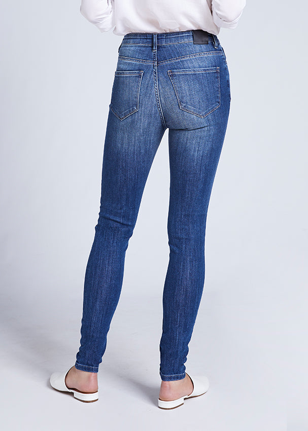 7434a02e15e Dish by DUER High Rise Skinny - Heritage Blue. $129.00 CAD. Our Performance  Denim ...