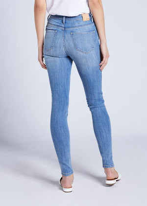 Adaptive Denim High Rise Skinny