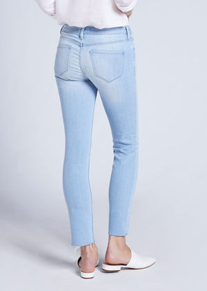 Adaptive Denim Straight & Narrow Crop
