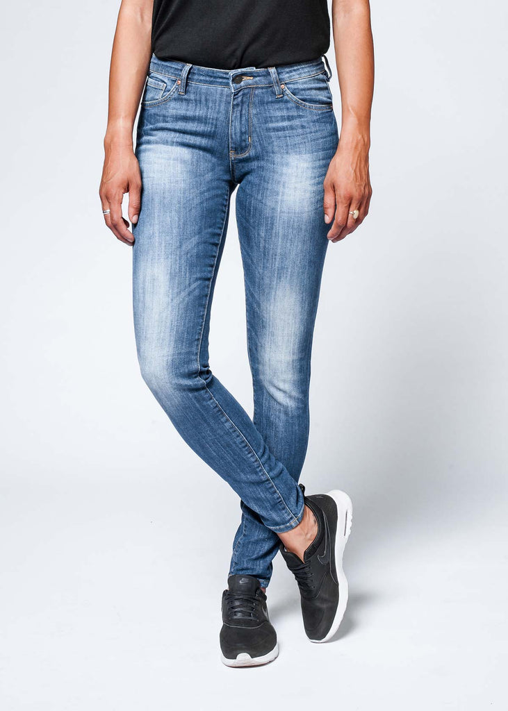 c07017d7f46 Performance Denim Skinny - Medium Stone ...