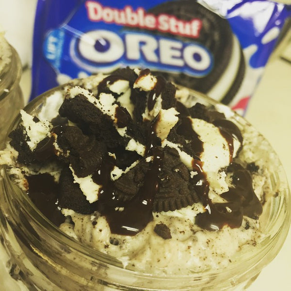 Oreo Cheesecake Jar