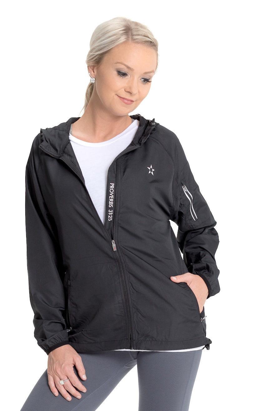 Swift Tech Rain Jacket