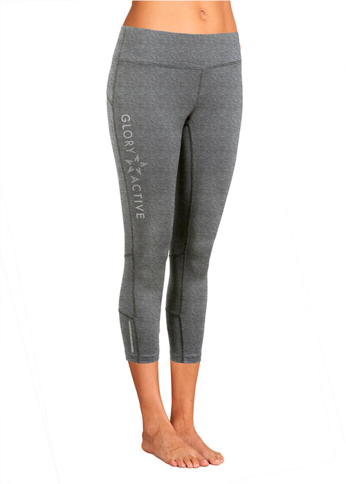 all around capri legging glory active christian apparel