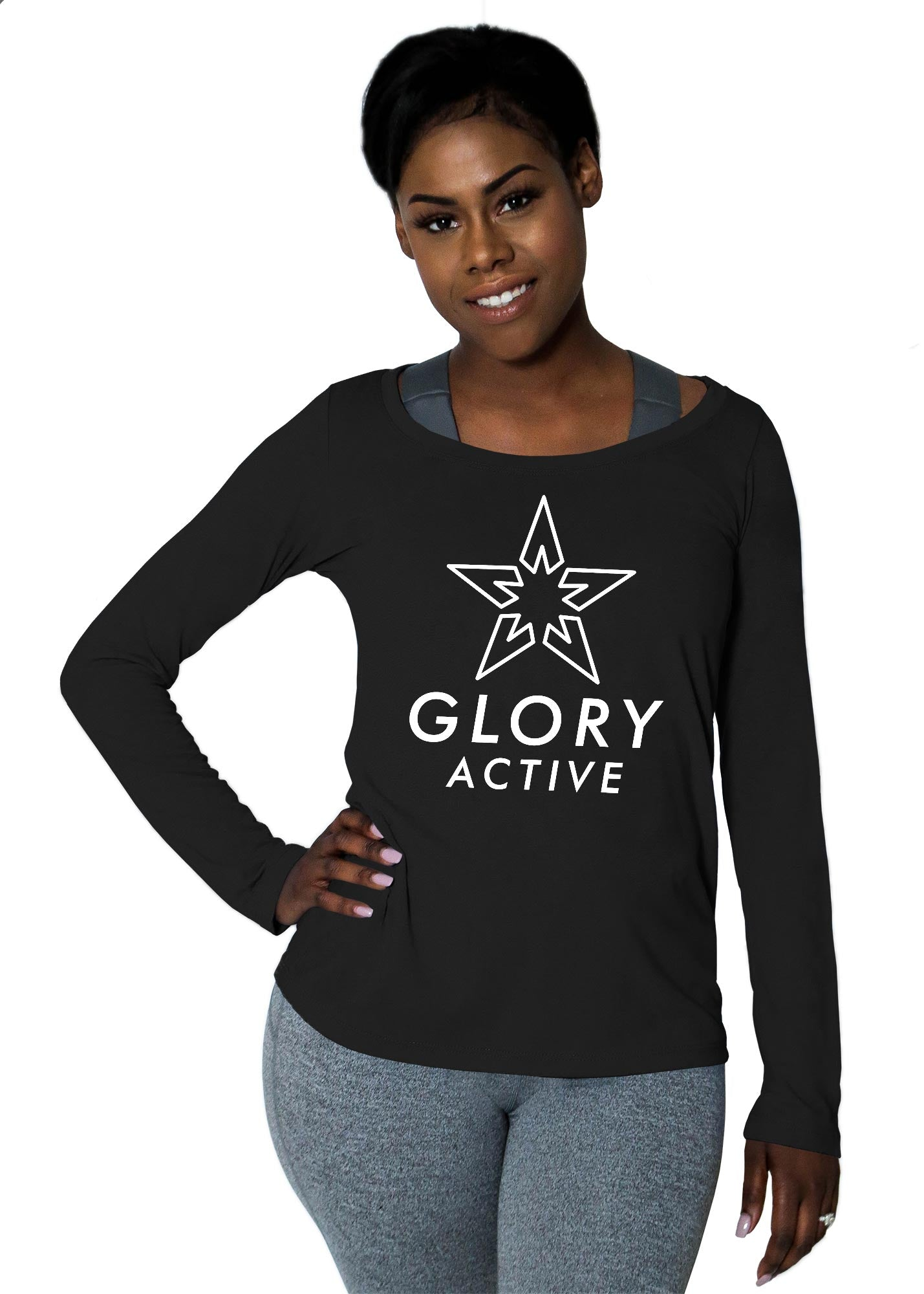 christian apparel long sleeve tee activewear