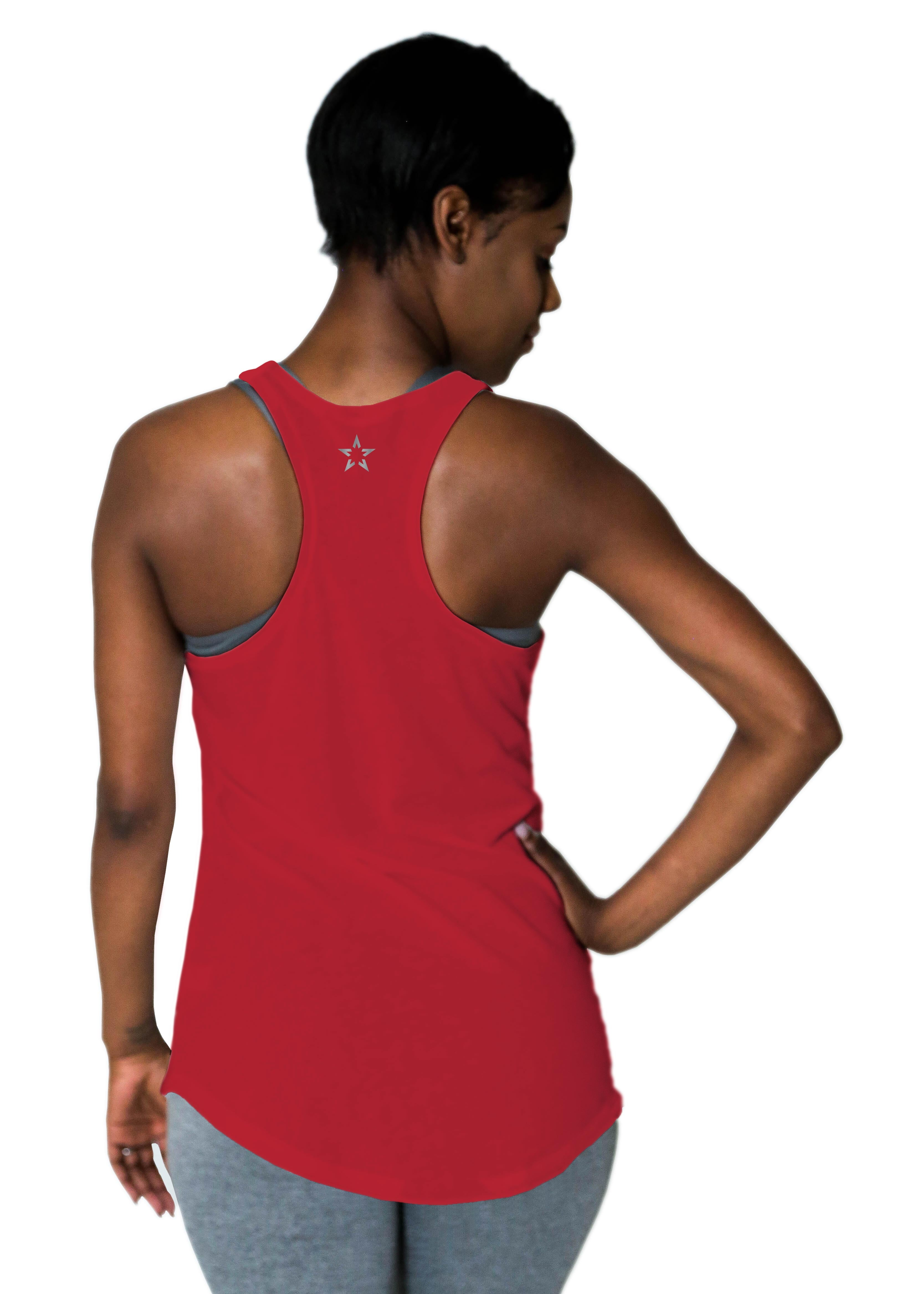"Tri-Tec™ Performance Racerback - ""Glory Active Signature"""