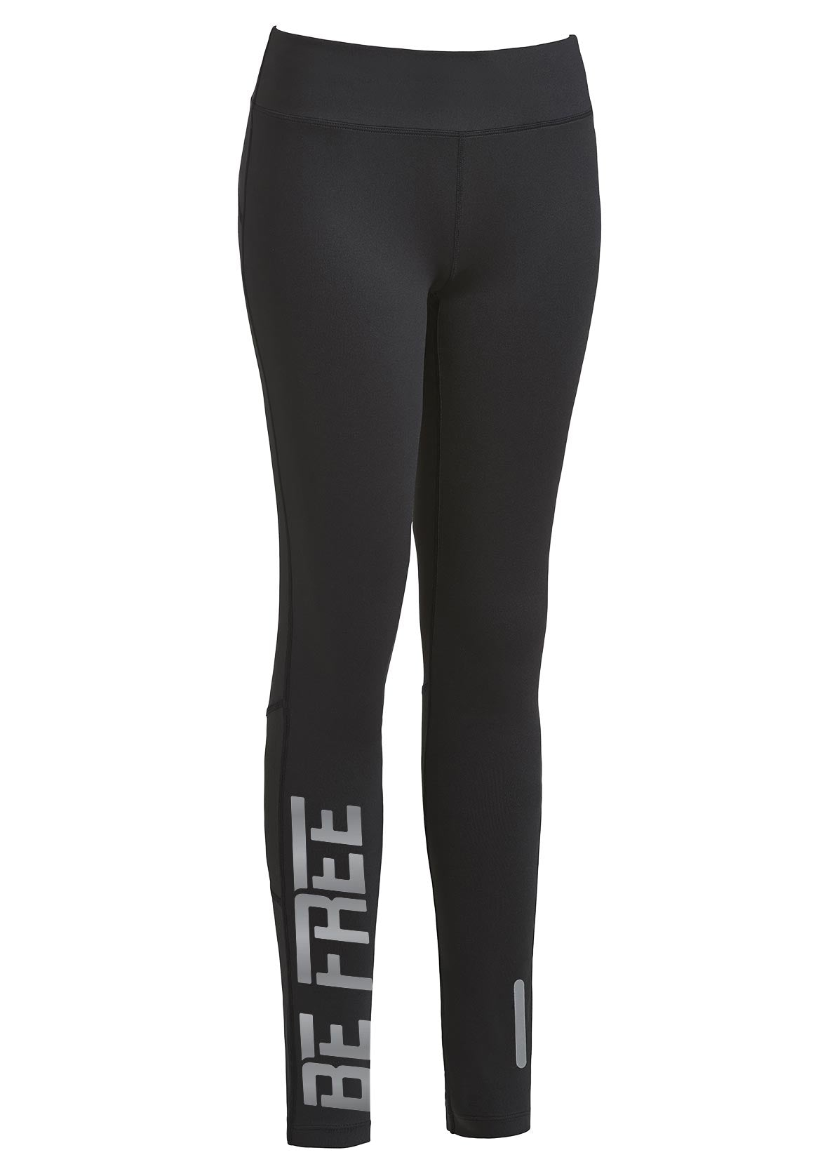 long leggings black christian athletic apparel be free