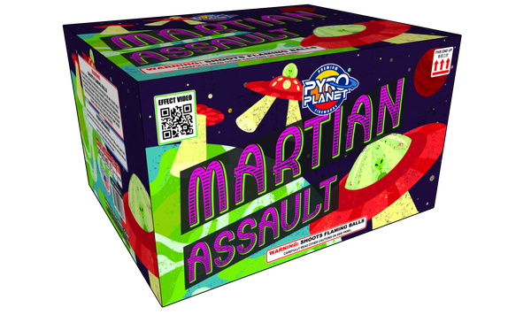 Martian Assault