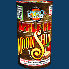 Apple Pie Moonshine pyroplanet