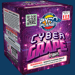 Cyber Grape pyroplanet